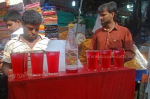Rooh Afza Sharbat, Ramzan (Ramadan) Food Street
