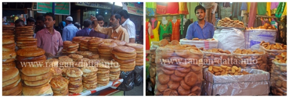 Bread and Biscuit Stalls, Ramazan Food Street