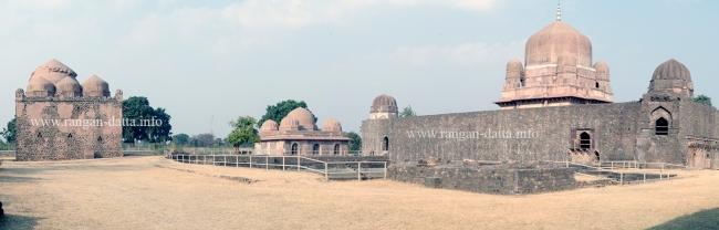 Darya Khan's Tomb Complex