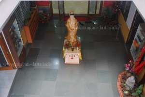 Lobby of Fo Guang Shan Buddhist Temple, Tangra