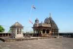 Gauri Shankar Temple, Chausath Jogini Temple Complex, Bhedaghat, Jabalpur, Madhya Pradesh (MP)
