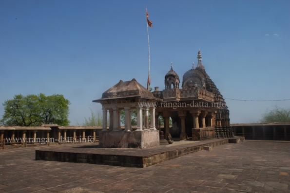 Gauri Shankar Temple, Chausath Yogini Temple Complex, Bhedaghat, Jabalpur, Madhya Pradesh (MP)