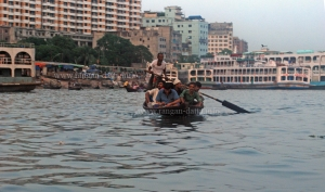 Country Boat, Buriganga, Dhaka