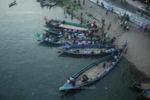 Sadarghat Ferryghat, Buriganga River, Dhaka