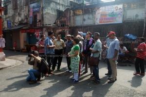 Calcutta Times Passion Club, Heritage Walk, Bow Barracks