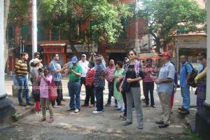 Calcutta Times, Passion Club Heritage Walk
