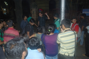Ghost Stories, Statesman House, Ghost Walk, Calcutta