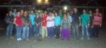 Ghost Walk Group, in front of Ne Market, Kolkata