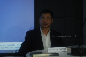 Michael Cheng, Deoli Inetrnee, iLead, Kolkata