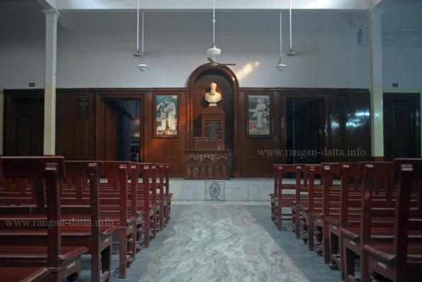 Assembly Hall, Scottish Church College, Kolkata