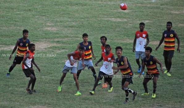 Australian Rules Football, 4th Australian Football League (AFL) India, Gitanjali Stadium, Kolkata