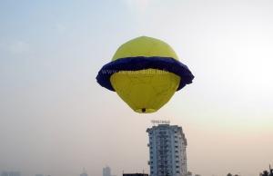Sachin Mukherjee's Saturn Fanush