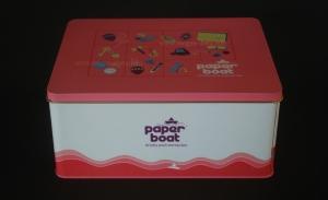 Box of Memories, Paper Boat, Anar Juice