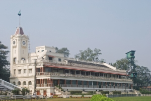 Calcutta Turf Club. Pavilion, Race Course, Kolkata