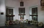 Memorial Corner, St. John's Church, Remembrance Sunday, 8 Nov. 2015