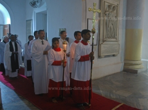 Remembrance Day, St. John's Church, Kolkata