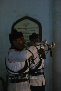 Buglers, Remembrance Day, Kolkata