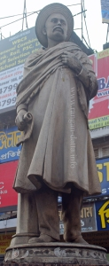 Statue of Kristodas Pal