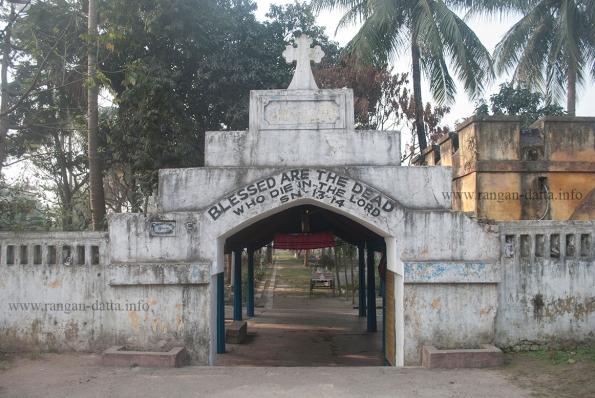Kidderpur Cemetery 1