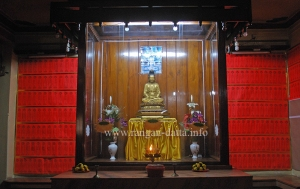 Chinese Buddhist Temple, Lake Town