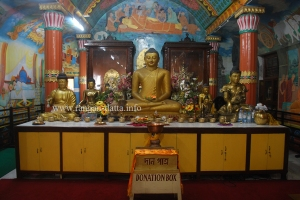 Mahabodhi Buddhist Temple, College Square
