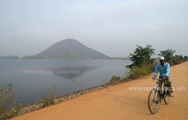 Baranti (Boronti) Lake[