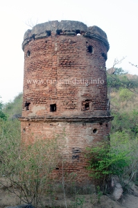 Semaphore Tower, Jaichandi Hill[/caption