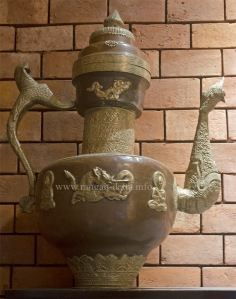 Decorative Jug, Legacy Lounge, Great Eastern Hotel