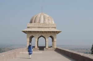 Roopmati's Pavilion