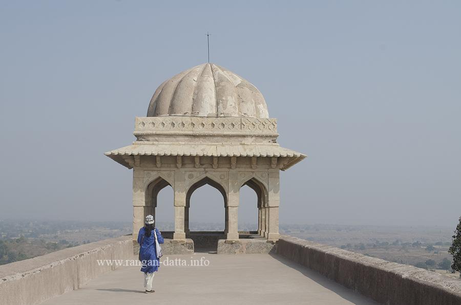 Roopmati's Pavilion, Mandu, Madhya Pradesh (MP)