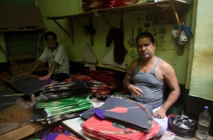 Kite shop, Metiabruz, Kolkata