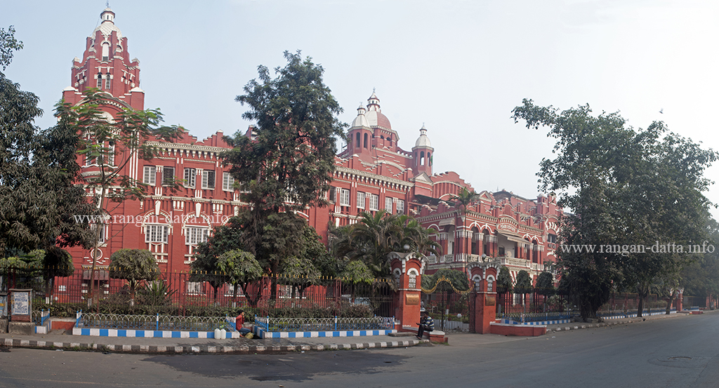 Bengal Nagpur Railway (BNR) Office, Headquarters of the South Eastern Railway (SER), Garden Reach