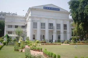 BNR House, erstwhile residence of Wajid Ali Shah