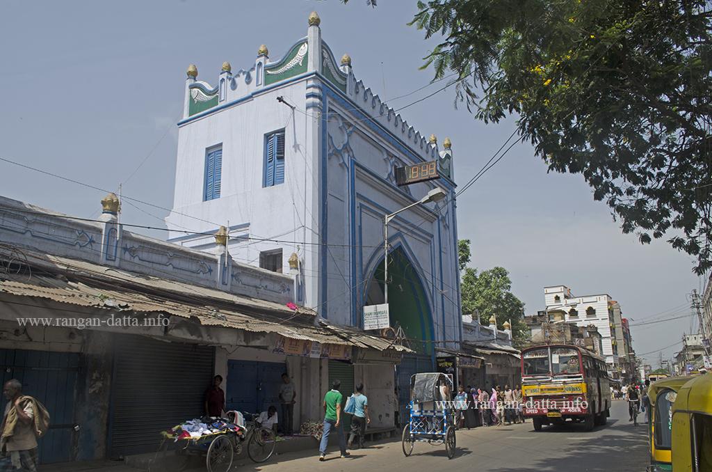 Stupendous Gateway of the Sibtainbad Imambara, Metiabruz, Kolkata