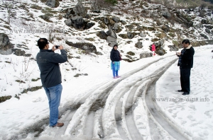 Mobilography, Silk Route, East Sikkim