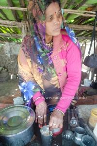 Making of Baobab Juice, Mandu, MP