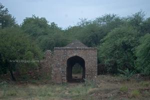 Gateway of Balban's Tomb Complex