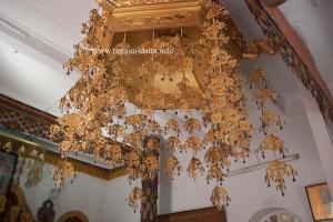 Decorative Lamp Shed, Japanese Buddhist Temple, Kolkata