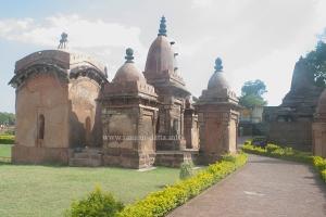 Pancha Math Temple, Kalachuri Temple Complex, Amarkantak, MP