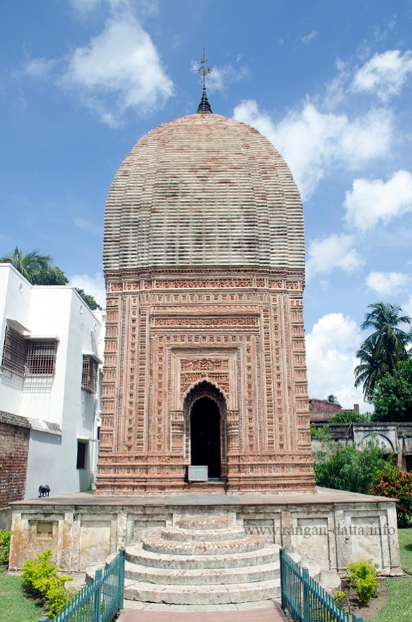 Pratapeswar Temple, Ambika Kalna