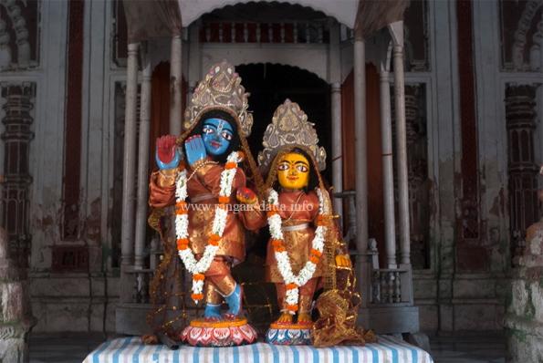 Radha Krishna, Lalji Temple, Kalna