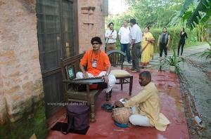 Musical performance, The Rajbari Bawali