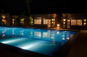 Swimming Pool, The Rajbari, Bawali