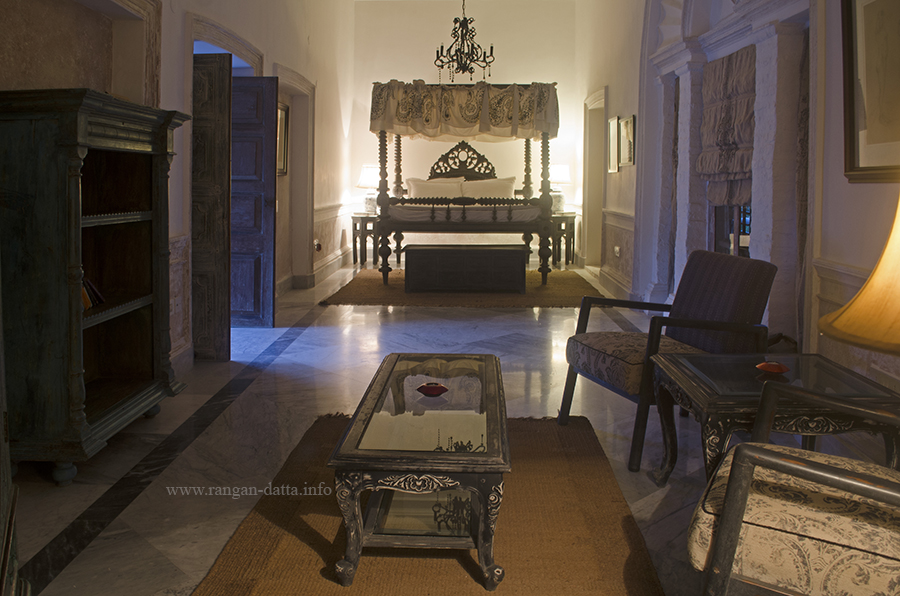 A room at The Rajbari Bawali