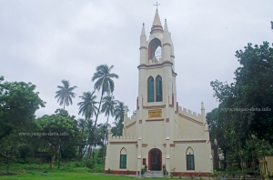 St. Stephen's Church, D H Road, Kidderpore, Kolkata