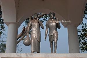 Mai Baap Statue, Suriname Memorial, Metiabruz