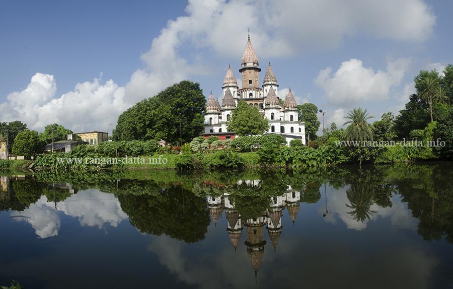 Hanseswari Temple, Bansberia, Hooghly