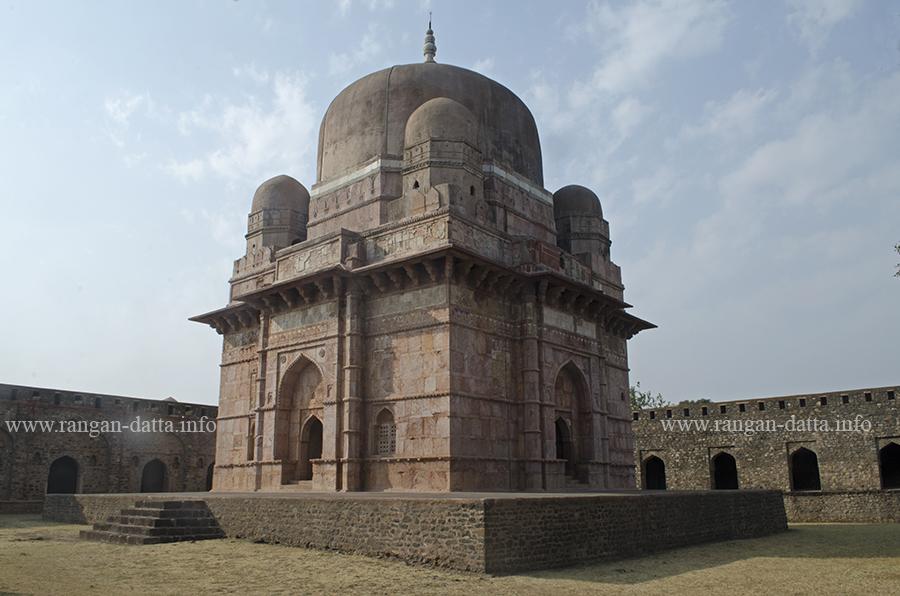 Darya Khan's Tomb, Mandu, Madhya Pradesh,(MP)