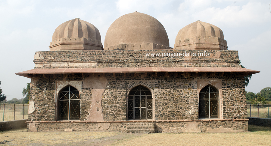 Unknown Tomb, Darya Khan Tomb Complex, Mandu, Madhya Pradesh (MP)