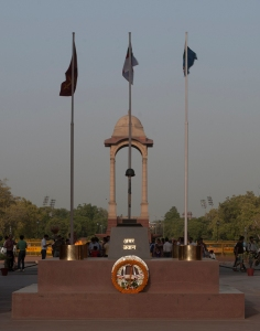 Amar Jawan Jyoti, India Gate, New Delhi